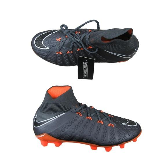 dbb8b068961f Nike Hypervenom Phantom 3 Elite FG Soccer Cleat 6Y